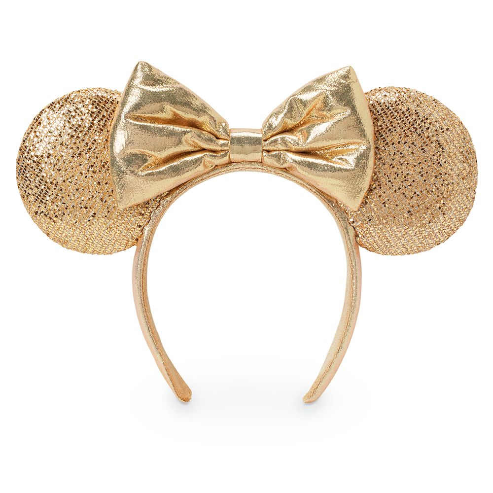 Ear Headband: Champagne