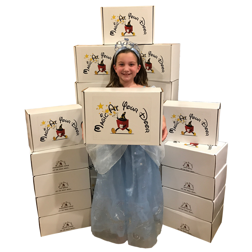 Classic Disney Magic Box Subscription - Disney Gift Box | Magic At Your Door