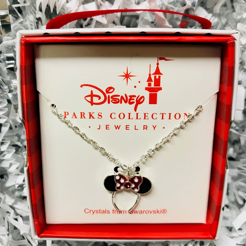 Wishlist - Jewelry (Necklace): Minnie Ear Headband (Silver)
