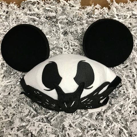 Wishlist - Ear Hat: Jack Skellington (Youth)