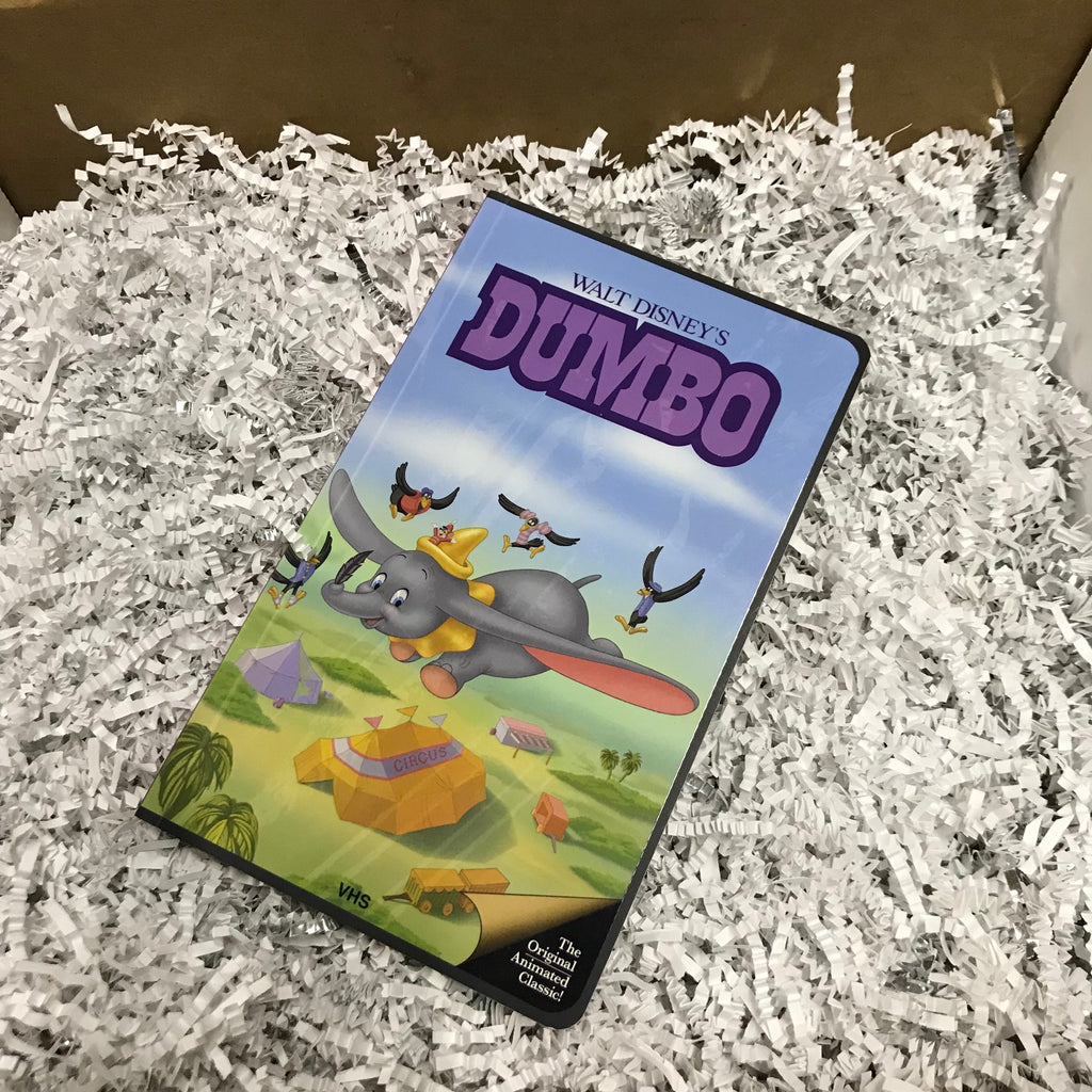 Journal - Dumbo VHS