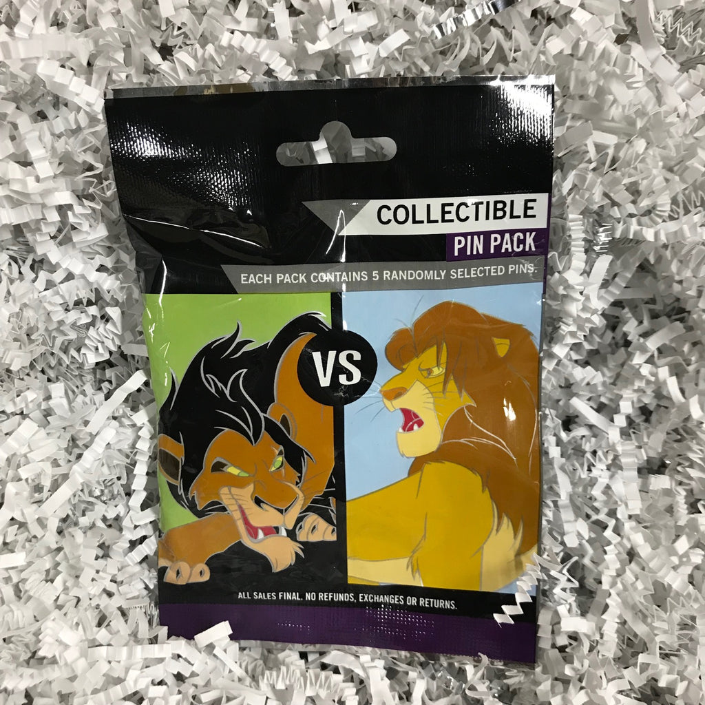 Pins (Mystery Pin Pack) - Good vs. Evil