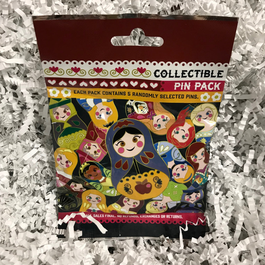 Pins (Mystery Pin Pack) - Nesting Dolls