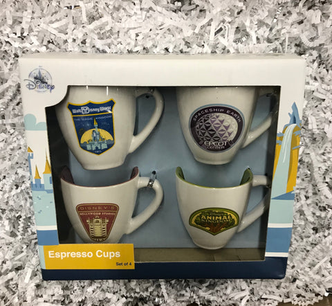 Kitchen - WDW Espresso Cup Set