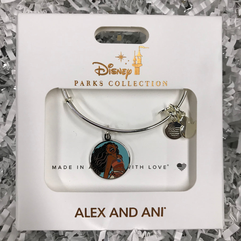 Jewelry - Alex & Ani Moana Bangle Bracelet
