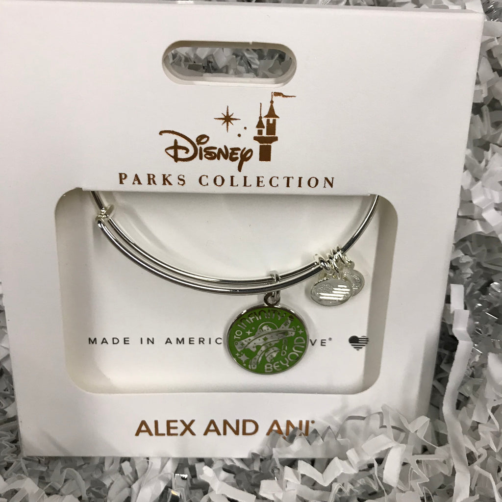 Jewelry - Alex & Ani Buzz Lightyear Bangle Bracelet