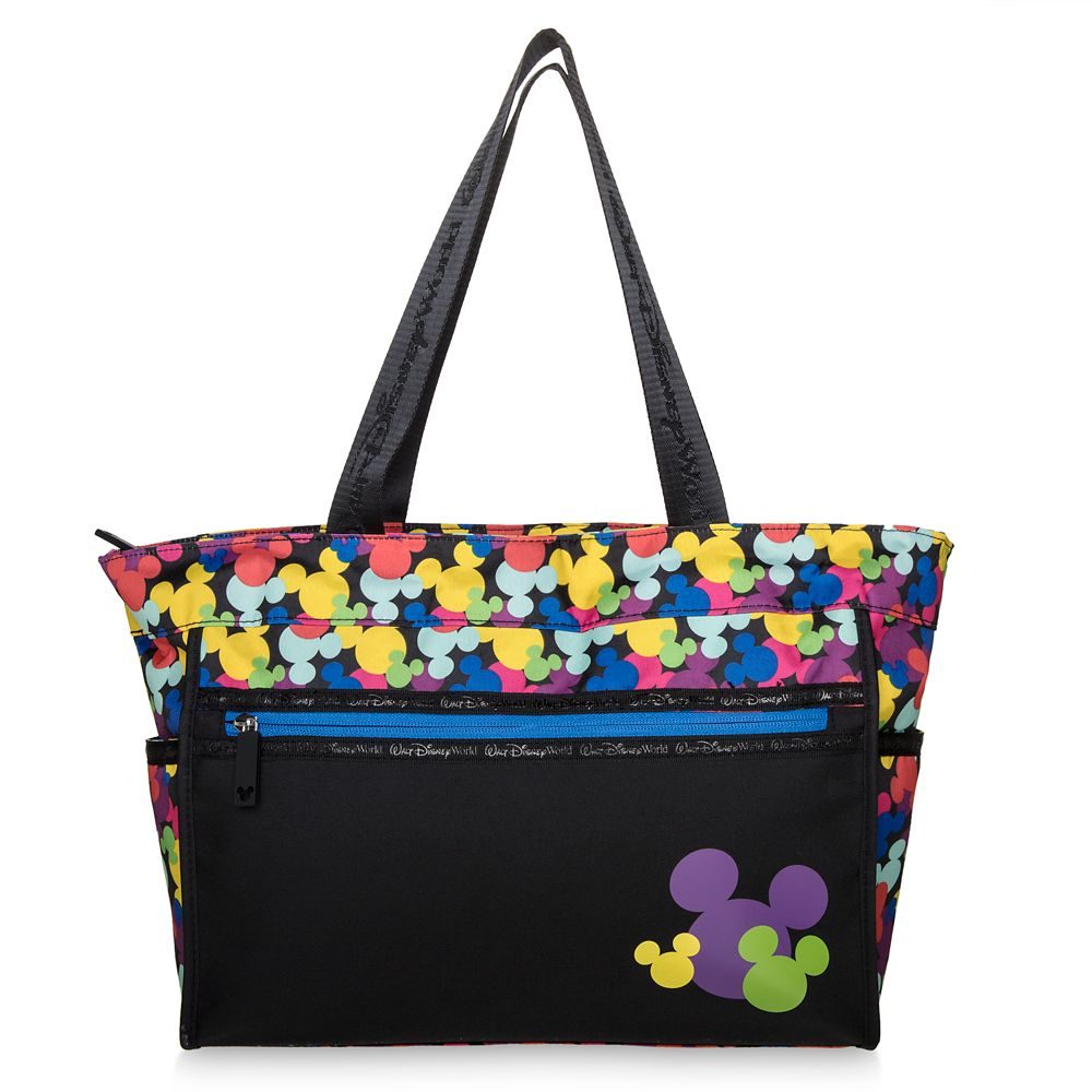Wishlist - Tote: WDW Mickey Icons AOP