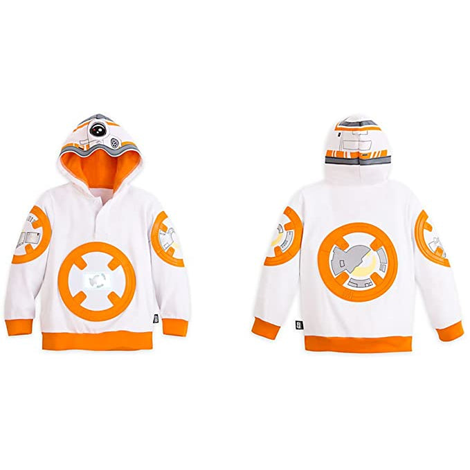 Wishlist - Apparel - Hoodie: BB-8 - 3 - Youth Large 9/10