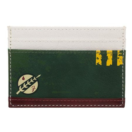 Wishlist - Card Holder: Boba Fett