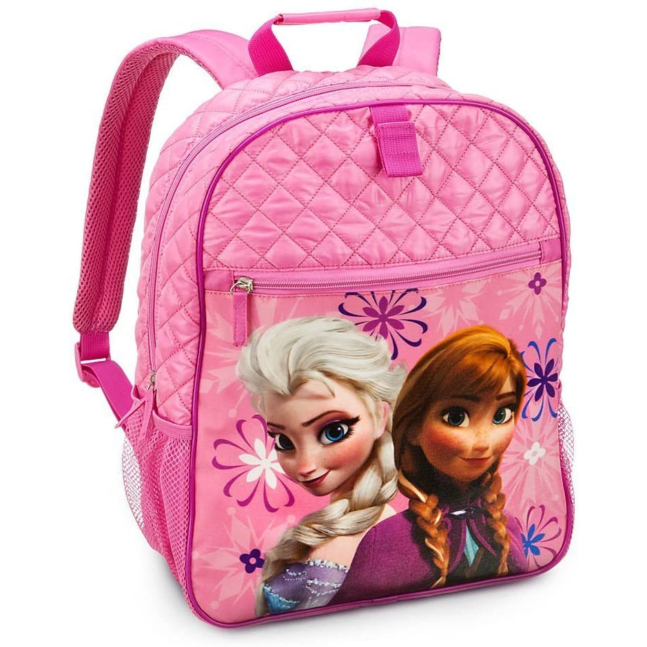Backpack: Frozen (Pink)