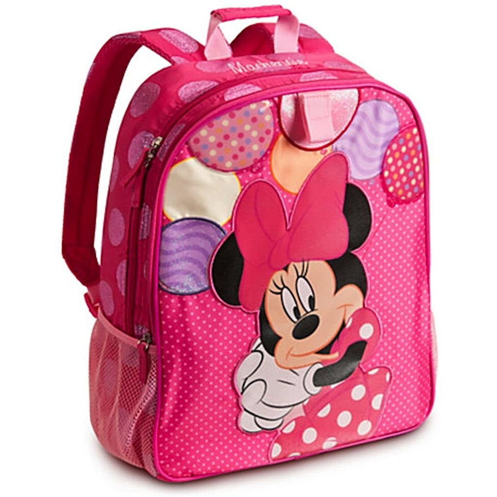 Backpack: Minnie Mouse (Balloons)
