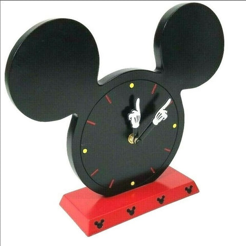 Wishlist - Clock: Mickey Icon