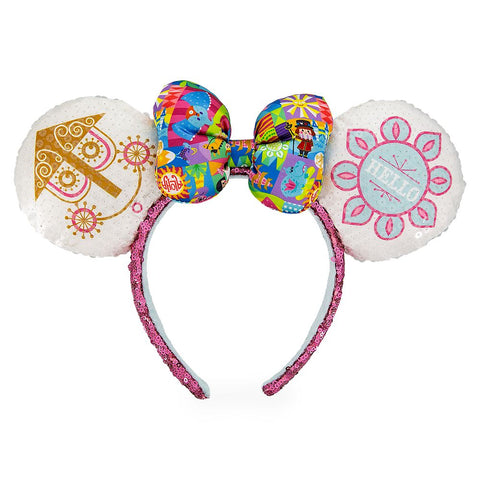 Wishlist - Ear Headband: It's A Small World