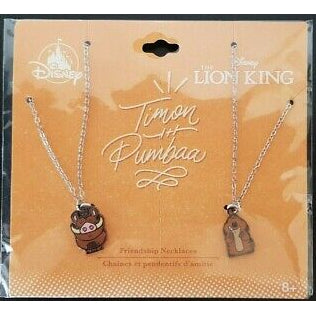 Wishlist - Jewelry (Friendship Necklace Set): Timon & Pumbaa