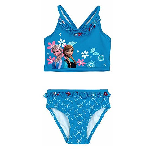 Wishlist - Swim - 2Pc: Blue Frozen - Youth Size 4