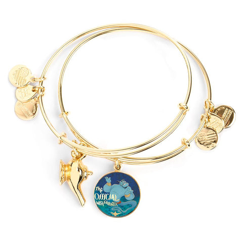 Wishlist - Jewelry (Bracelet Set): Genie & Lamp (Gold)*