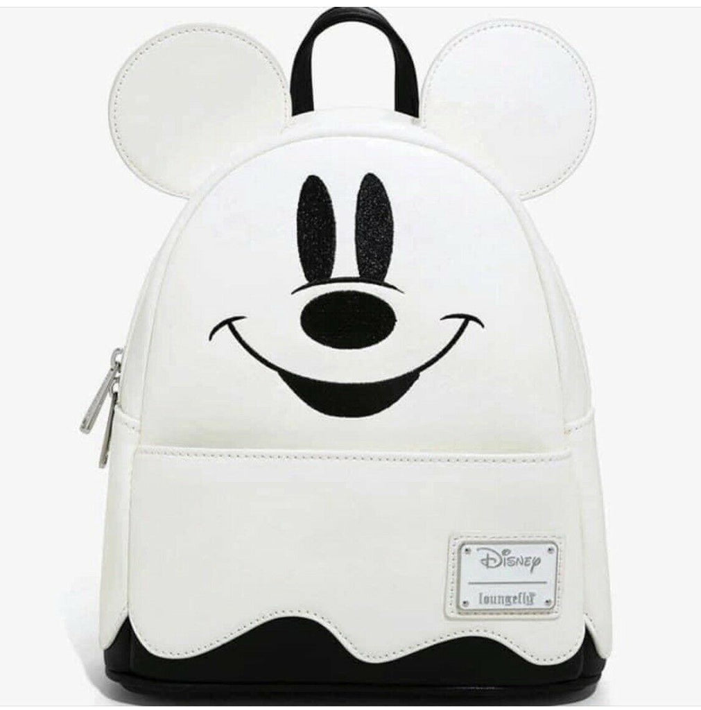 Mini Backpack: Ghost Mickey**