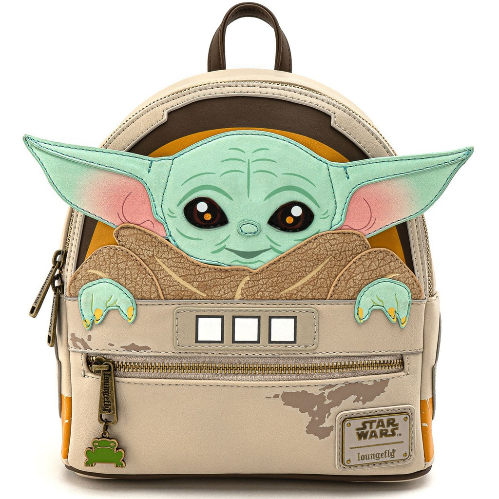 Mini Backpack: Baby Yoda/The Child