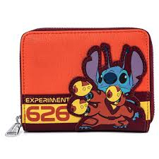 Wallet: Stitch Experiment 626 (Estimated Shipping 11/2020)*