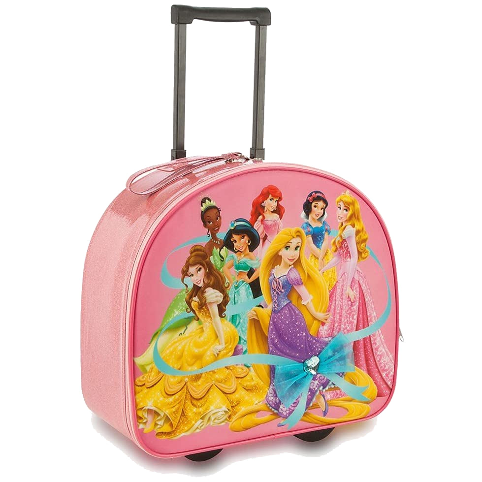 Rolling Luggage: Disney Princesses
