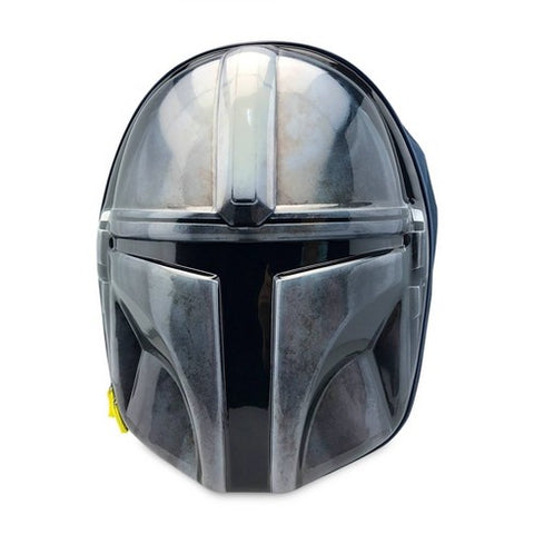 Wishlist - Backpack: Mandalorian Helmet (3D Hard Shell)