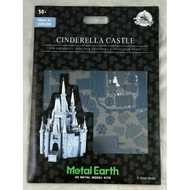 Wishlist - Model Kit: Cinderella Castle (3D Metal Earth)