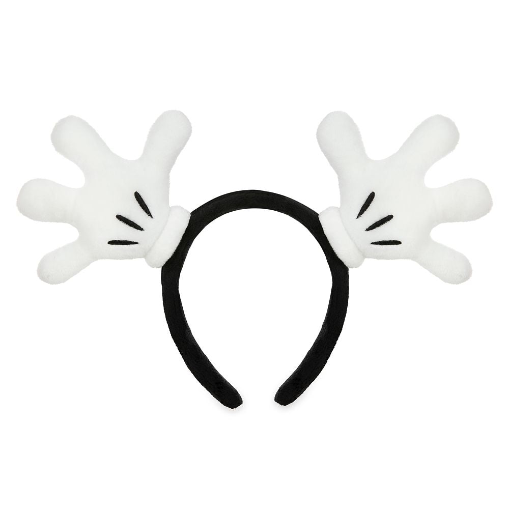 Wishlist - Ear Headband: Mickey Gloves (Plush)