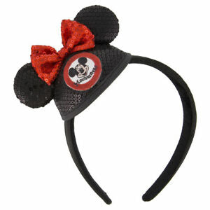 Wishlist - Ear Headband: Mickey Mouse Clubhouse