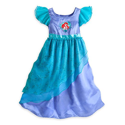 Nightgown: Ariel (Blue/Purple)