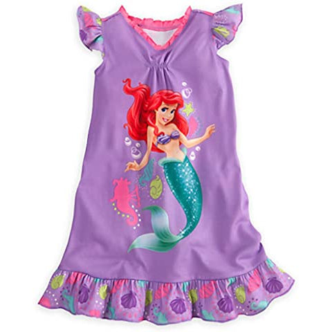 Nightshirt: Ariel (Purple)