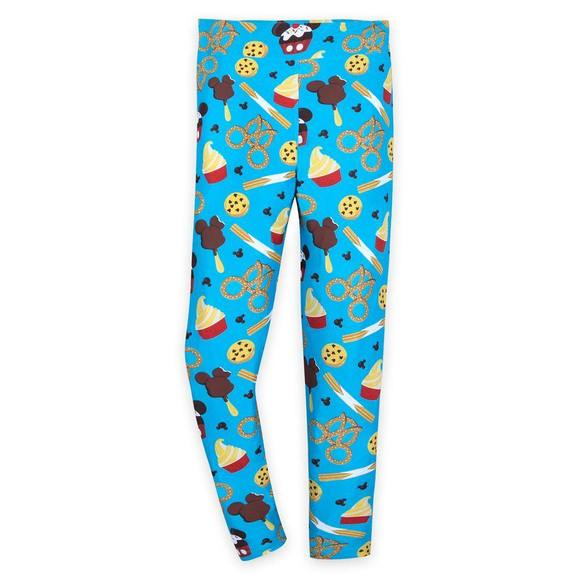 Wishlist - Apparel - Leggings: Disney Parks Snacks - 2 - Medium