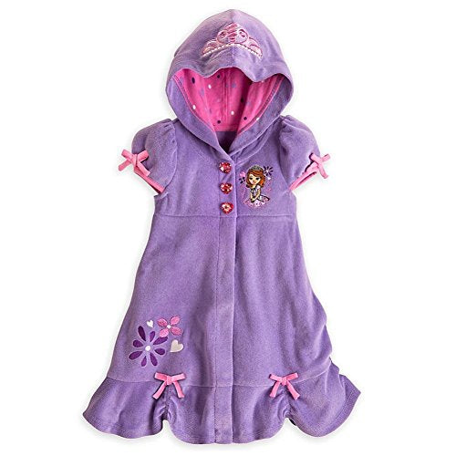 Wishlist - Swim - Cover Up: Sofia The First - Youth Size 4