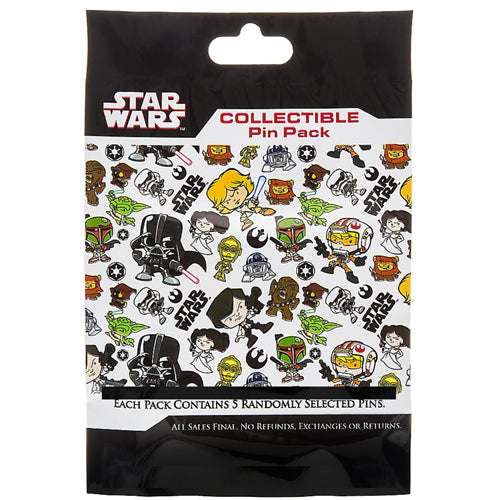 Wishlist - Pins: Star Wars Cuties Mystery Pack