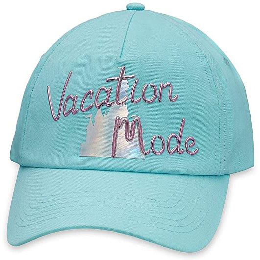 Wishlist - Hat (Baseball Cap): Vacation Mode (Adult)