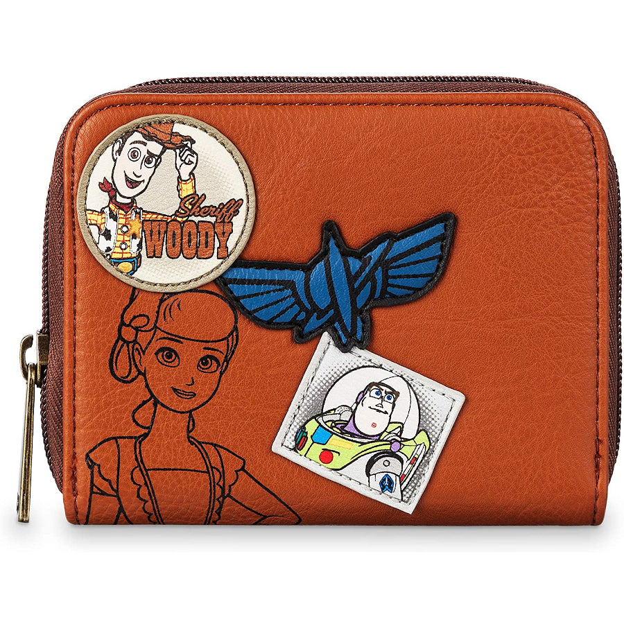 Wishlist - Wallet: Toy Story 4