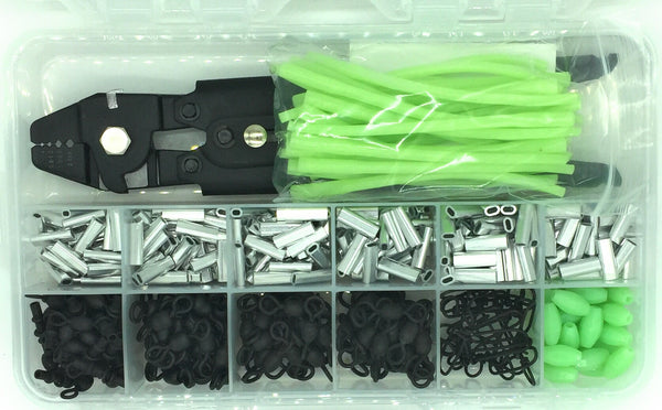 442 Piece Deep Drop Rigging Kit Fishing Kit