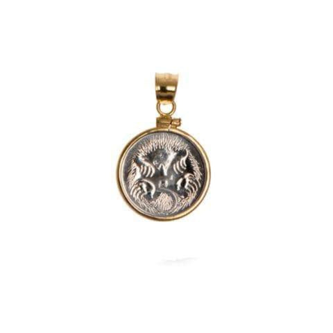 AUSTRALIAN 5 CENT - GOLD FILLED BEZEL | Vintage Spirit - Handcrafted Coin Creations