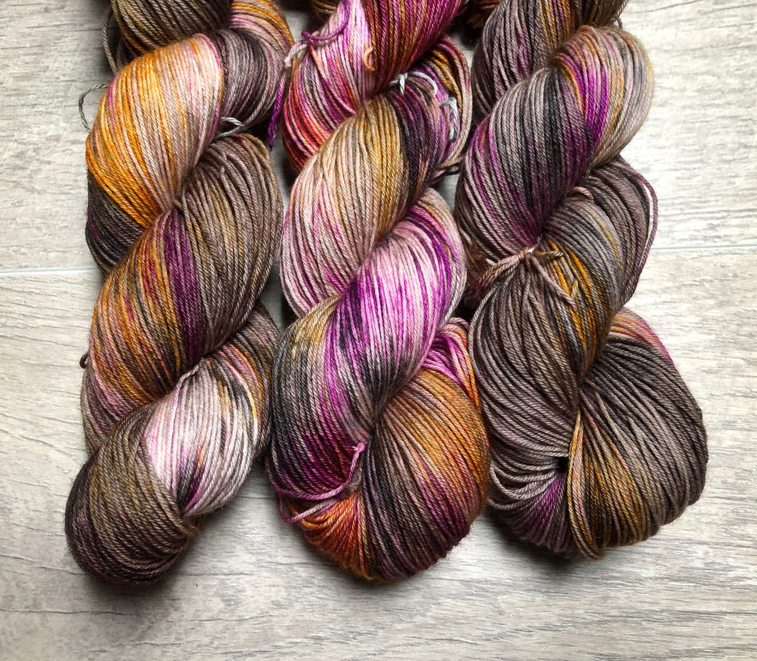 Uptown Sock Weight Yarn Orli