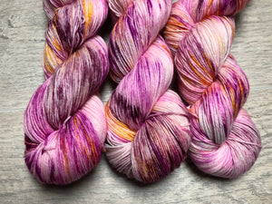 Birthday Sock Weight Yarn - Orli