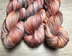 Calico Sock Weight Yarn