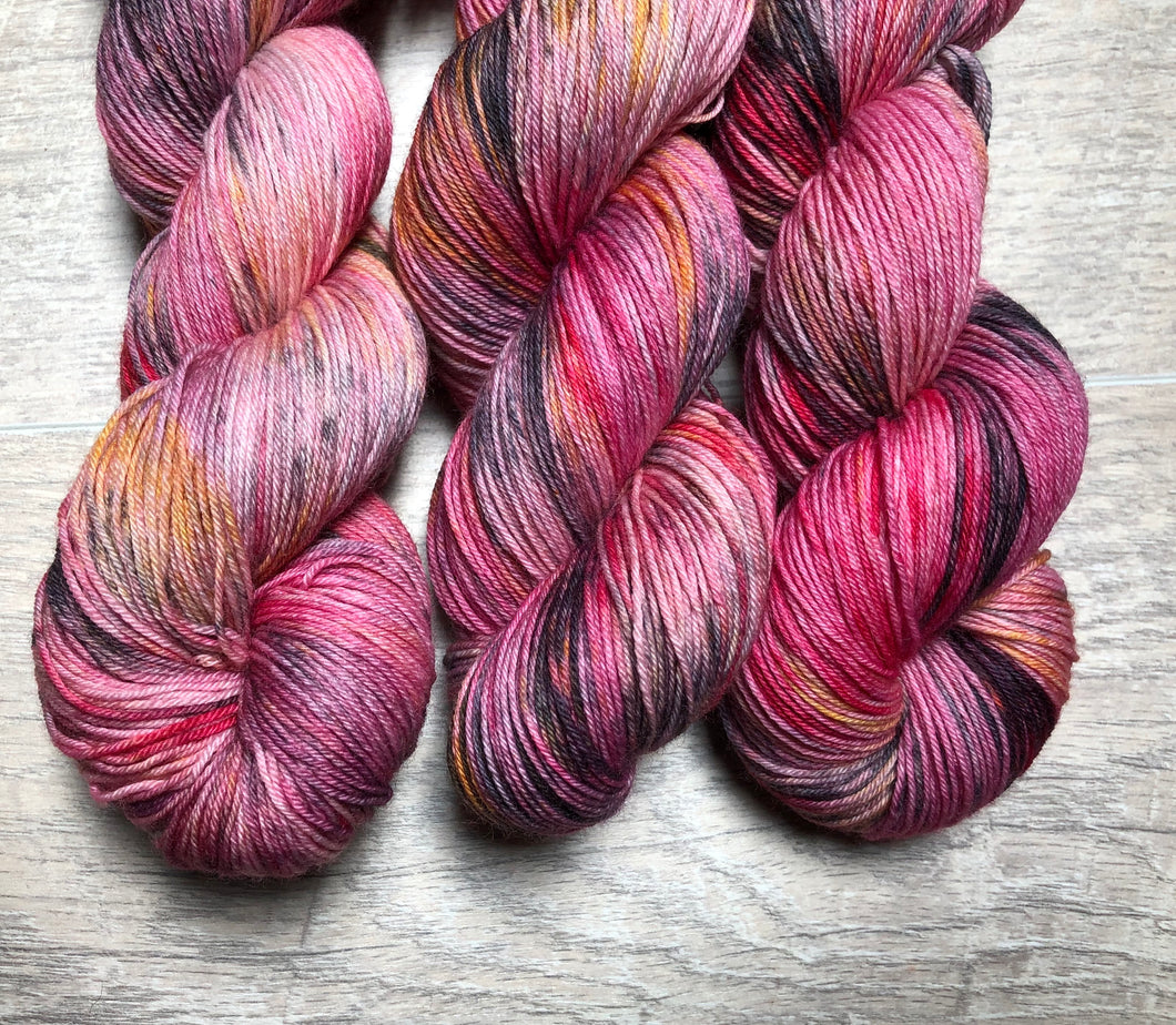 Candy Rain Sock Weight Yarn - Orli