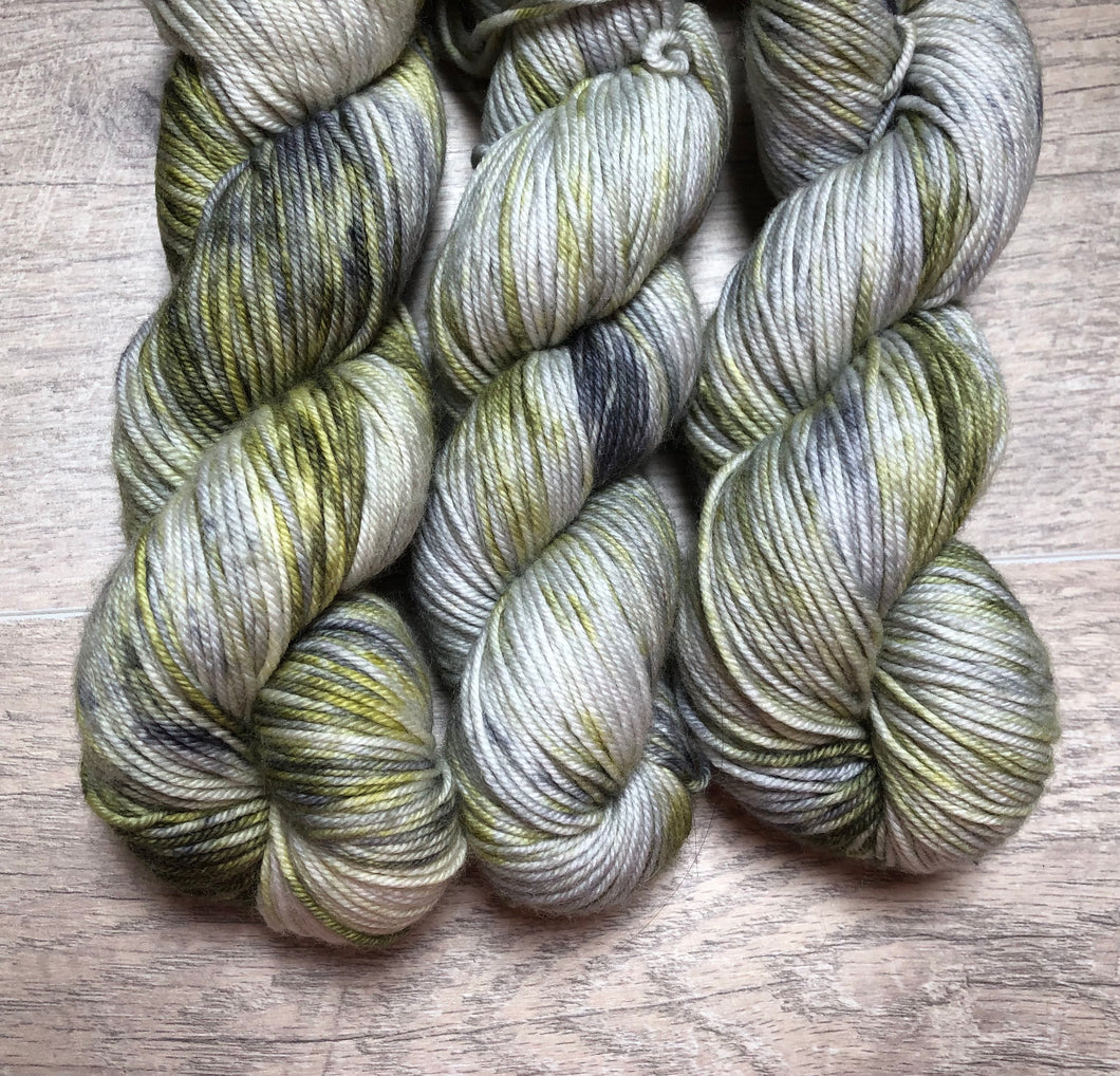 Foggy Evening- Dk Weight Yarn- Oneta
