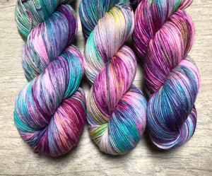 Confetti Sock Weight Yarn - Orli