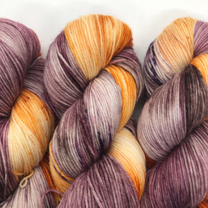 Autumn Leaves Sock Weight Yarn Orli