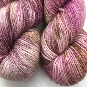 In The Mood For Wine Sock Weight Yarn
