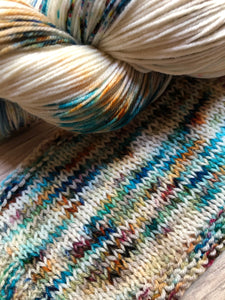 Wildflower Sock Weight Yarn Orli