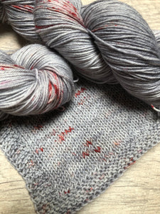 Just A Touch Sock Weight Yarn- Orli