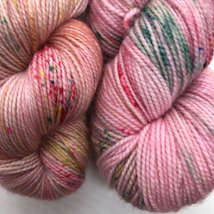 The Fairy of Christmas Present Sock Weight Yarn