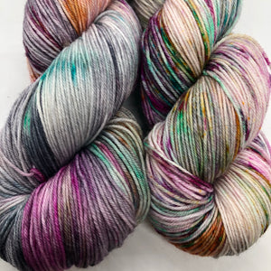 Rattle Sock Weight Yarn Orli