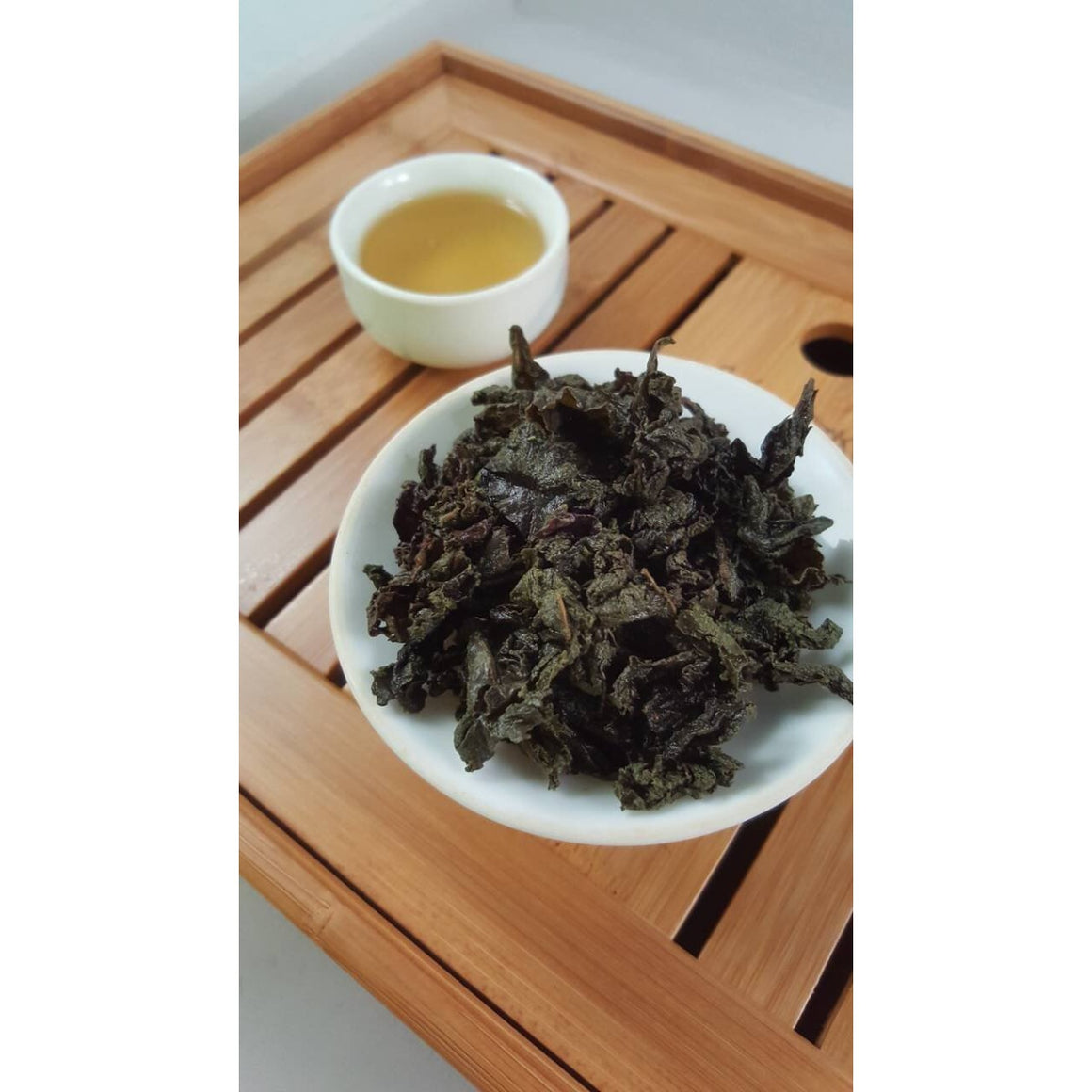 Blue People Ginseng Oolong